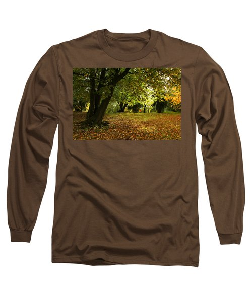 The Beauty Of Autumn Long Sleeve T-Shirt