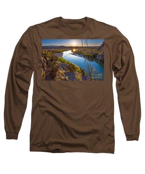 The Big Bend Long Sleeve T-Shirt