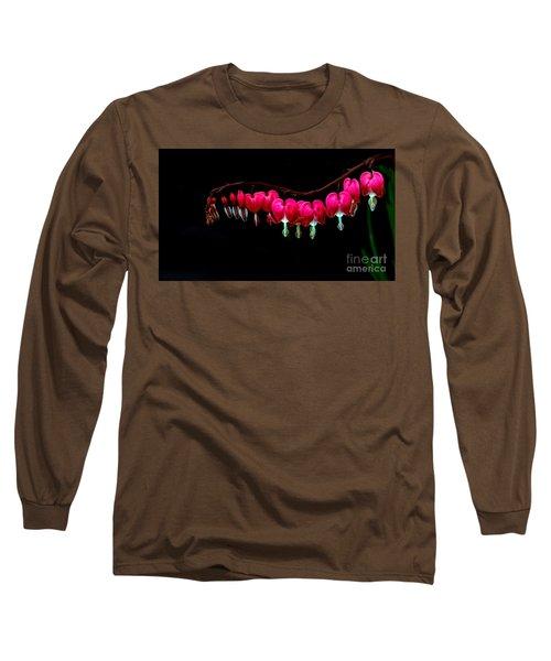 The Bleeding Heart Long Sleeve T-Shirt