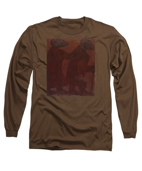 The Blind Men Long Sleeve T-Shirt
