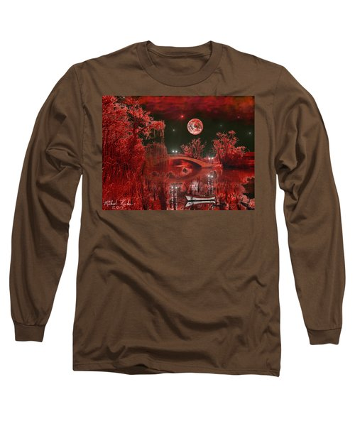 The Blood Moon Long Sleeve T-Shirt