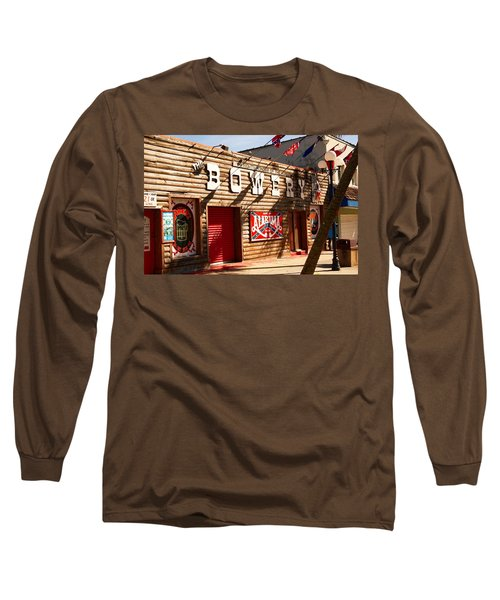 The Bowery Myrtle Beach Long Sleeve T-Shirt