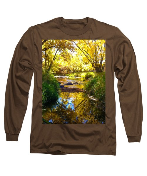 The Calm Side Long Sleeve T-Shirt