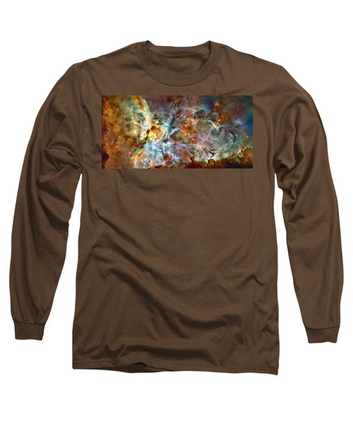 The Carina Nebula Long Sleeve T-Shirt