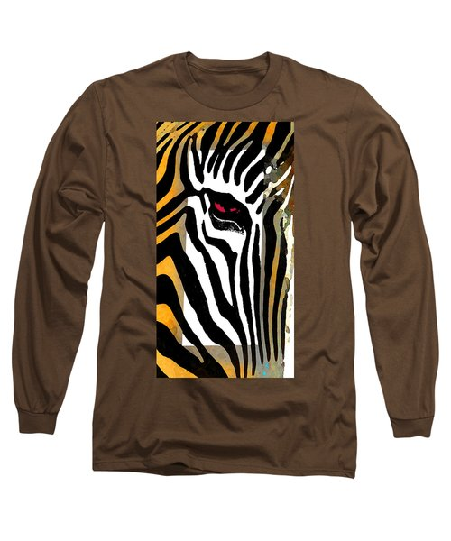 Long Sleeve T-Shirt featuring the photograph The Center by I'ina Van Lawick