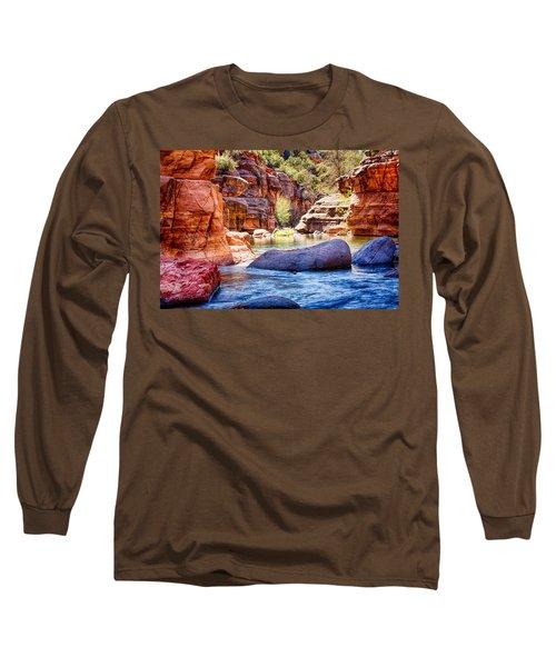The Colors Of Oak Creek Long Sleeve T-Shirt