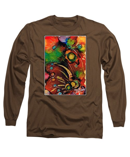 The Colours Of My Mind.. Long Sleeve T-Shirt