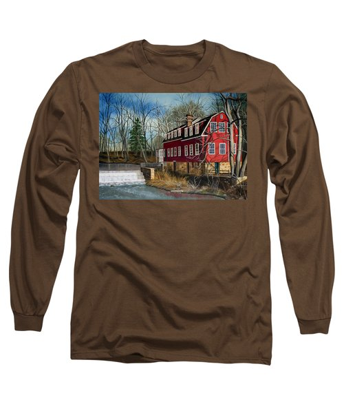 The Cranford Mill Long Sleeve T-Shirt