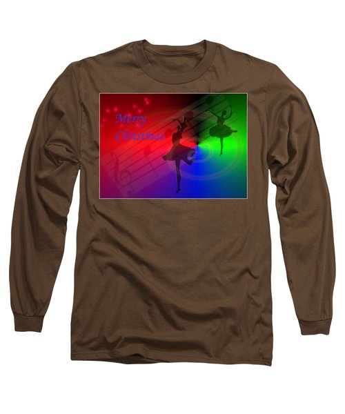 The Dance - Merry Christmas Long Sleeve T-Shirt