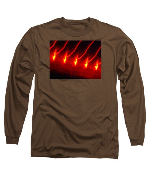 The Dance Of Gold Long Sleeve T-Shirt
