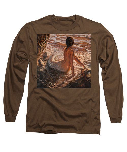 The Daughter Of The Sea Long Sleeve T-Shirt