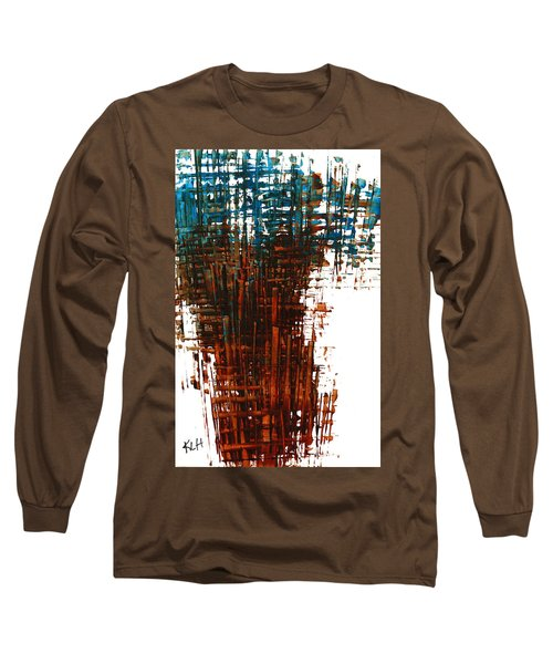 The Divine In Us 265.111011 Long Sleeve T-Shirt by Kris Haas