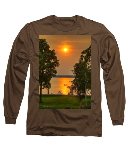 The End Of A Perfect Day Long Sleeve T-Shirt