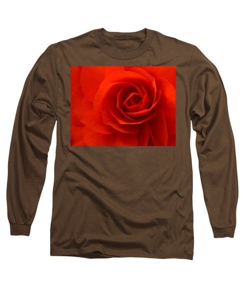 Long Sleeve T-Shirt featuring the photograph The Eye Of Love by Deena Stoddard