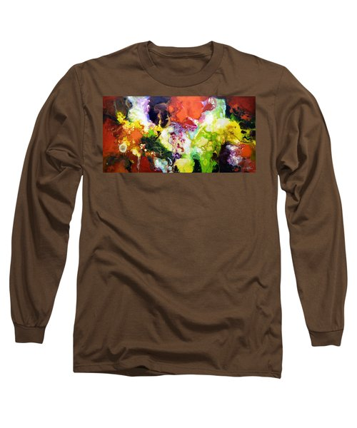 The Fullness Of Manifestation Long Sleeve T-Shirt