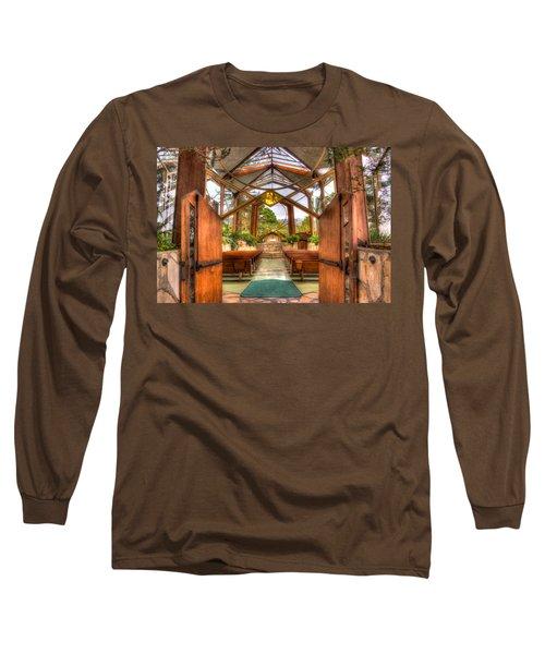 The Glass Church Long Sleeve T-Shirt