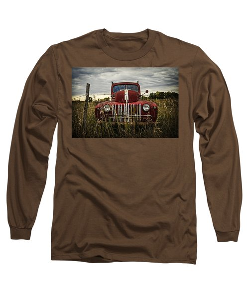 The Good Old Days Long Sleeve T-Shirt