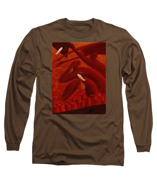 The Holocaust Long Sleeve T-Shirt