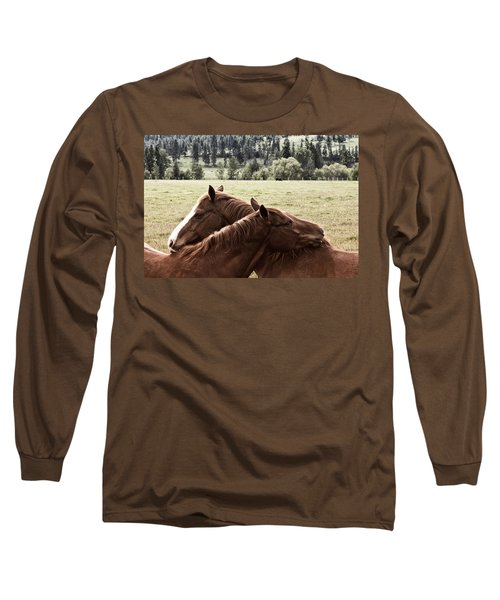 The Hug Long Sleeve T-Shirt