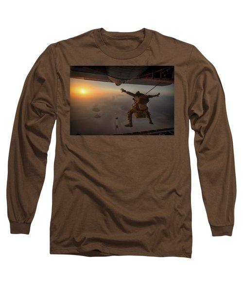 The Jump Long Sleeve T-Shirt