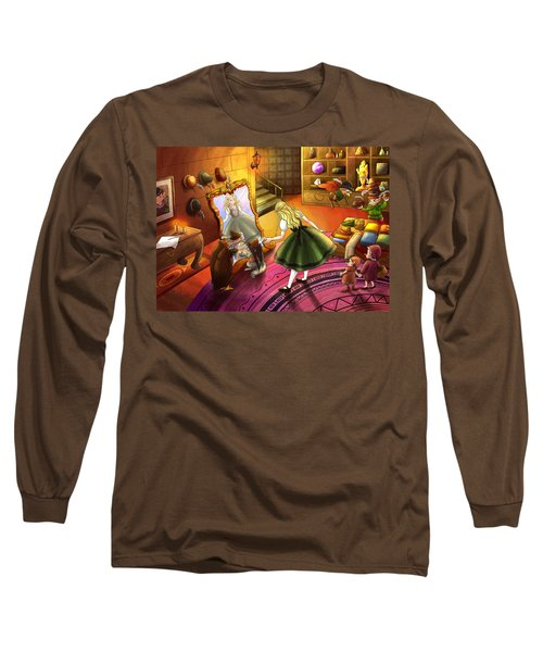 The Kakuna Haberdashery Long Sleeve T-Shirt