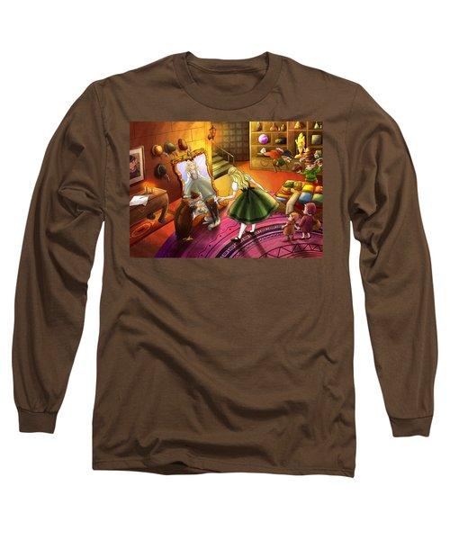 The Kakuna Haberdashery Long Sleeve T-Shirt