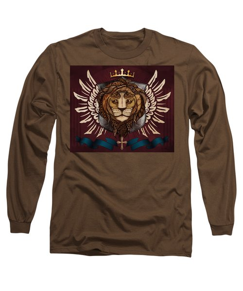 The King's Heraldry Long Sleeve T-Shirt