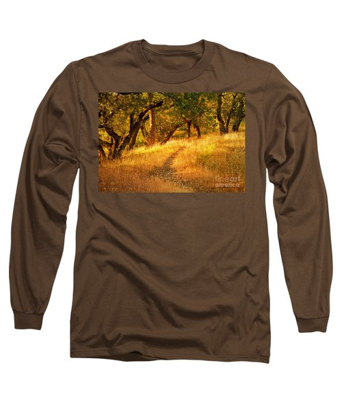 The Late Afternoon Walk Long Sleeve T-Shirt