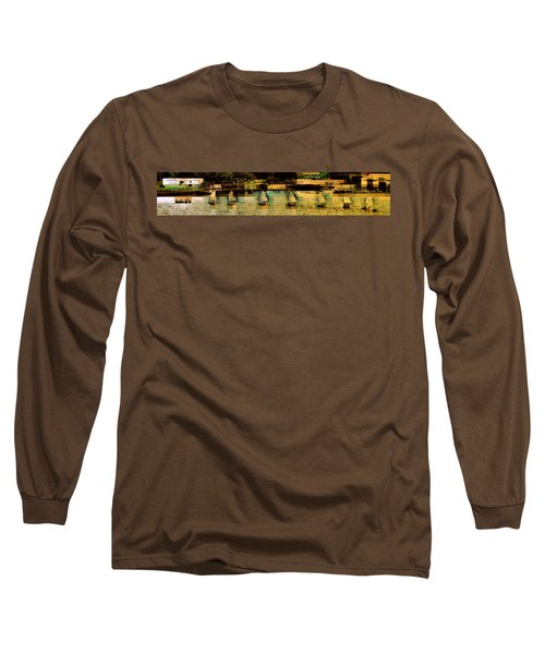 The Line Up Long Sleeve T-Shirt