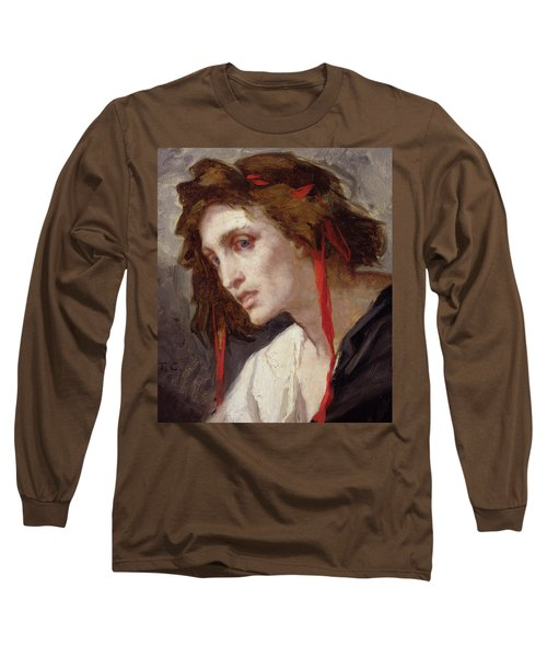 The Madman Long Sleeve T-Shirt