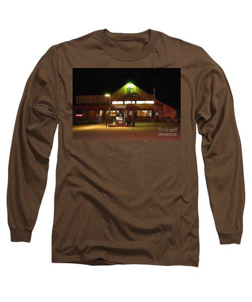 Long Sleeve T-Shirt featuring the photograph The Merc by Sam Rosen