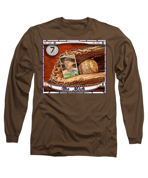 The Mick Long Sleeve T-Shirt by John Anderson