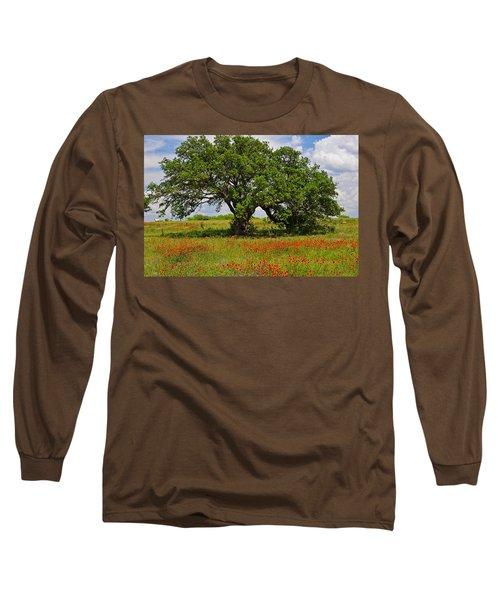 The Mighty Oak Long Sleeve T-Shirt