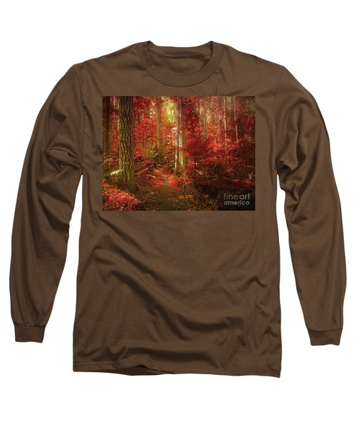 The Mystic Forest Long Sleeve T-Shirt