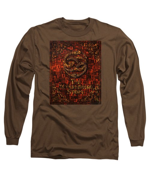 The Neverending Story Long Sleeve T-Shirt
