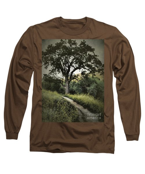 The Old Chumash Trail Long Sleeve T-Shirt
