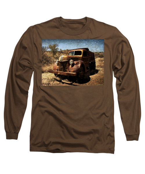 The Old Ford Long Sleeve T-Shirt
