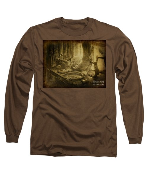 The Old West Long Sleeve T-Shirt