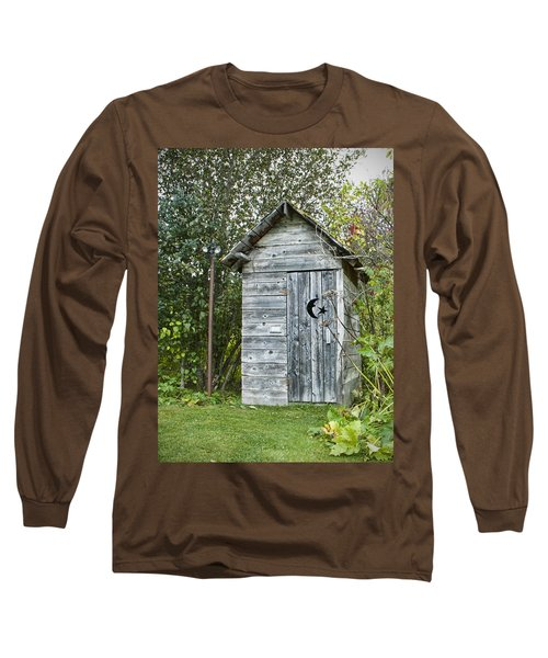 The Outhouse Long Sleeve T-Shirt