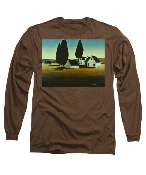 The Parson's House Long Sleeve T-Shirt