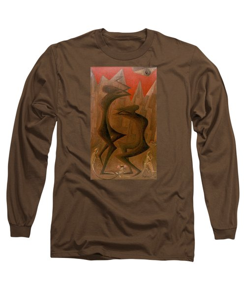 The Penance Dance Long Sleeve T-Shirt