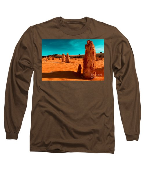 The Pinnacles Long Sleeve T-Shirt