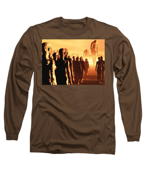The Post Apocalyptic Gods Long Sleeve T-Shirt