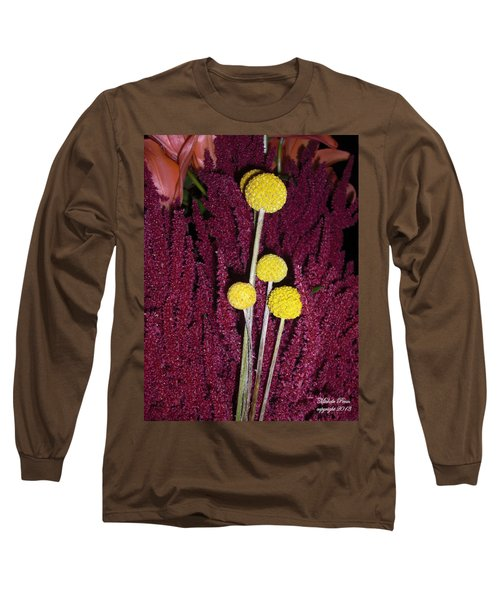 The Power Of Awareness Long Sleeve T-Shirt
