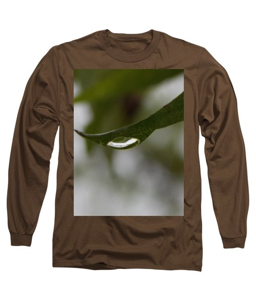 Long Sleeve T-Shirt featuring the photograph Perception by John Glass