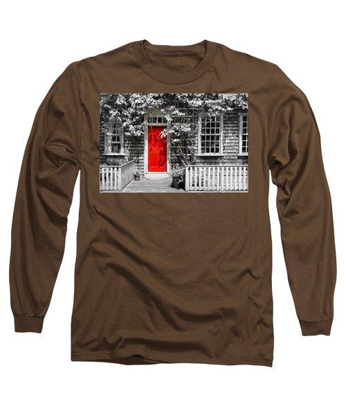 The Red Door Long Sleeve T-Shirt