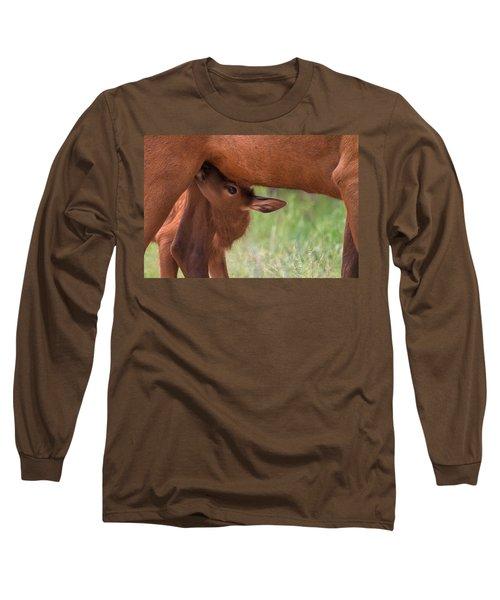 The Right Stuff Long Sleeve T-Shirt