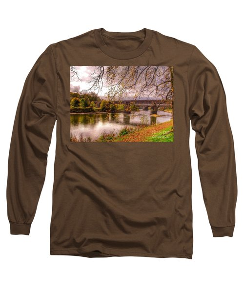 The Riverside At Avenham Park Long Sleeve T-Shirt