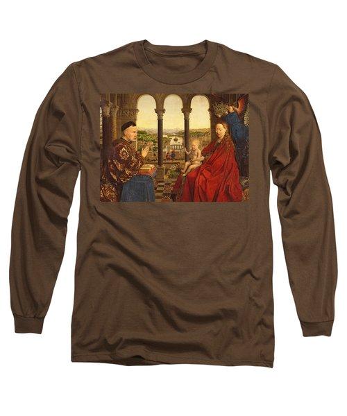 The Rolin Madonna Long Sleeve T-Shirt