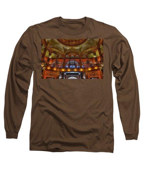 The Rotunda 2 Long Sleeve T-Shirt
